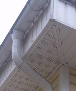 Софиты металлические с центральной перфорацией