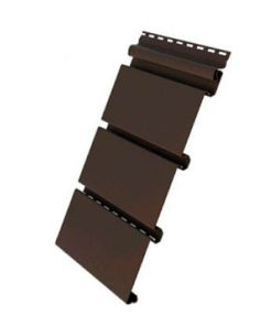 Premium софит со скрытой перфорацией Grand Line Estetic 3,0 коричневый