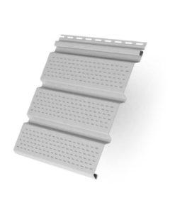 Софит T3 полностью перфорированный Grand Line 3,0 белый (slim)