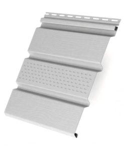 Софит T4 частично перфорированный Grand Line 3,0 белый